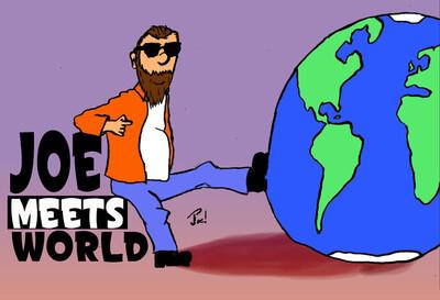 Joe Meets World