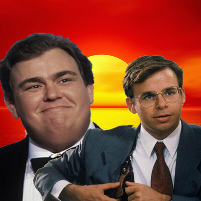 John Candy and Rick Moranis are the Greatest Actors to Ever Live Podcast