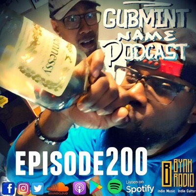 Gubmint Name Podcast