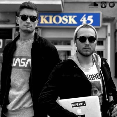 Kiosk45 - der Podcast aus Berlin