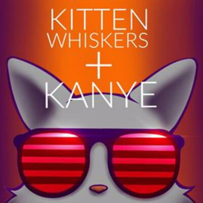 Kitten Whiskers and Kanye