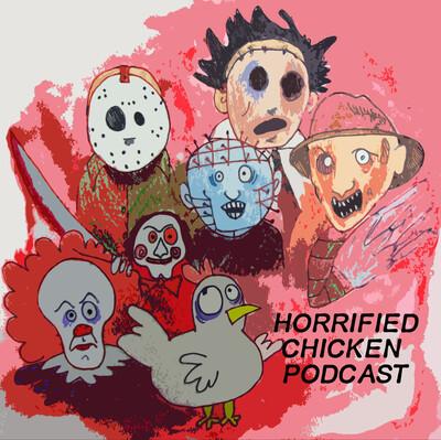 Horrified Chicken