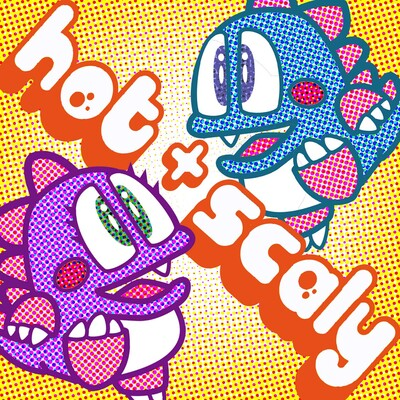 Hot & Scaly: A Podcast with Scott & Hayley