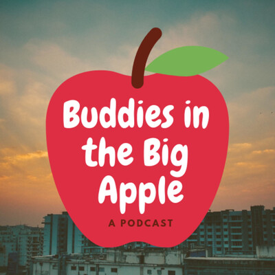 Buddies in the Big Apple