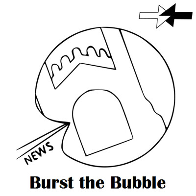 Burst the Bubble - A Contrary Thoughts podcast