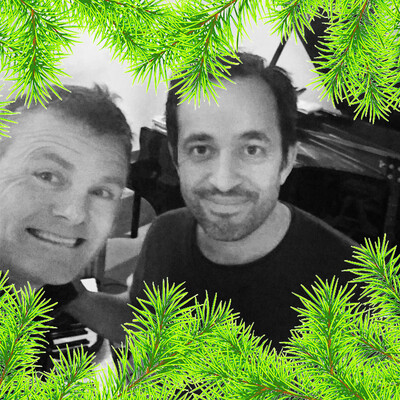Iain Ballamy & Jason Rebello's Christmas Podcast