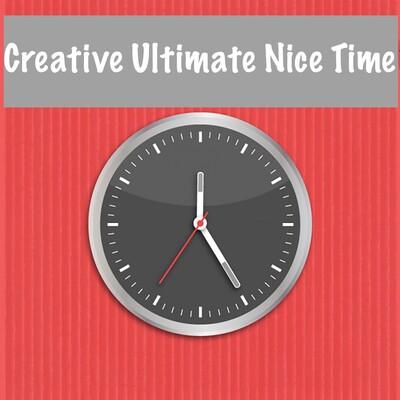 Creative Nice time