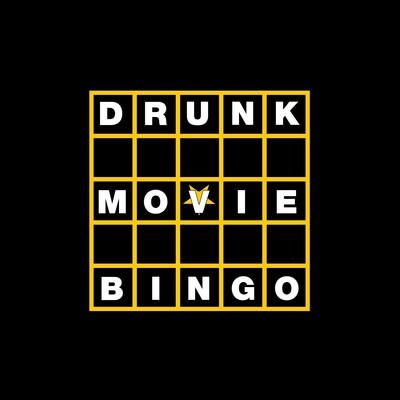 Drunk Movie Bingo