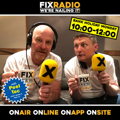 Lee and Dean on Fix Radio