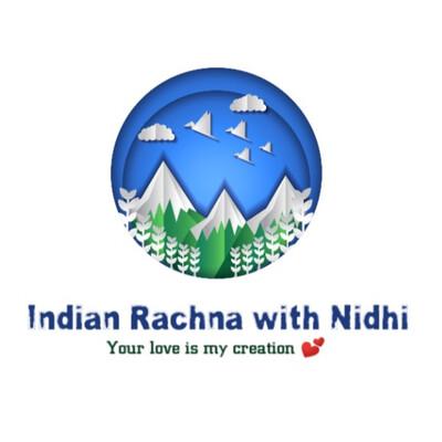 Indian Rachna With Nidhi