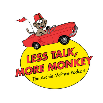 Less Talk, More Monkey from Archie McPhee