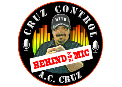 Cruz Control with AC Cruz Behind the Mic