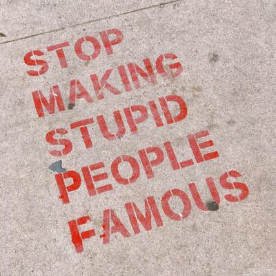 Dumb People Dumb Topics