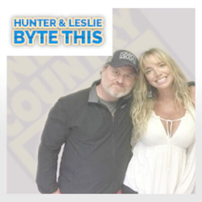 Hunter & Leslie Byte This