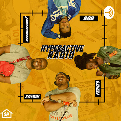 HyperActive Radio Podcast