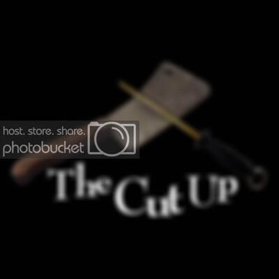 Cut Up – The Cut Up