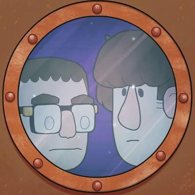 CyberPod: An Irish Alt comedy podcast...in space.