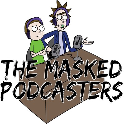 Masked Podcasters Vol. 2