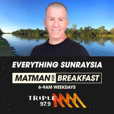 Matman Breakfast Show Catchup – Triple M Sunraysia 97.9