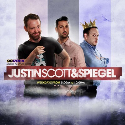Justin, Scott and Spiegel Show Highlights