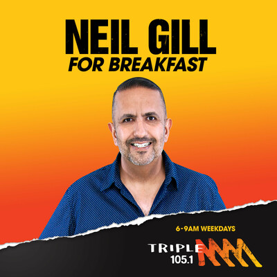 Neil Gill For Breakfast - Triple M Central West 105.1