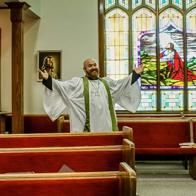 Rev. Ryan Seymour's Podcast