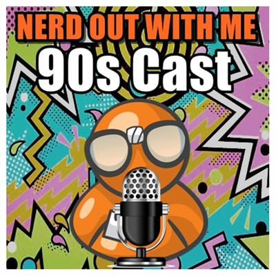 Nerd Out With Me '90s Cast