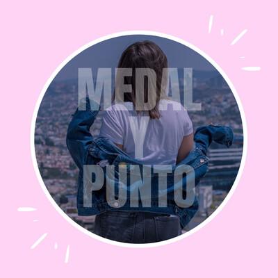MEDAL Y PUNTO