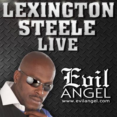 Lexington Steele Live