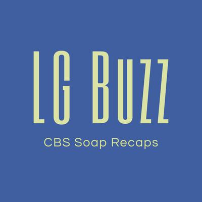 LG Buzz CBS Soap Recaps