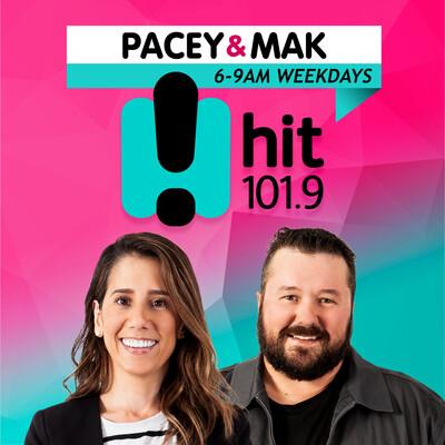 Pacey & Mak - hit101.9 Fraser Coast