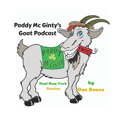 Paddy Mcginty's Goat podcast