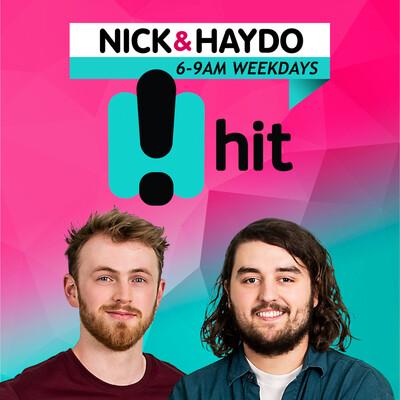 Nick & Haydo - Hit Central Queensland