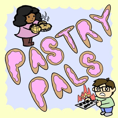 Pastry Pals: A Great British Bake Off Podcast