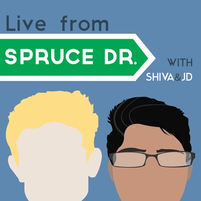Live From Spruce Drive