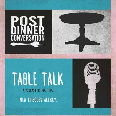 PDC Table Talk Improv Comedy Podcast