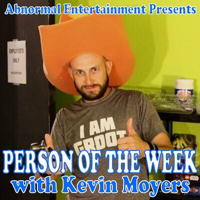 Person of the Week with Kevin Moyers