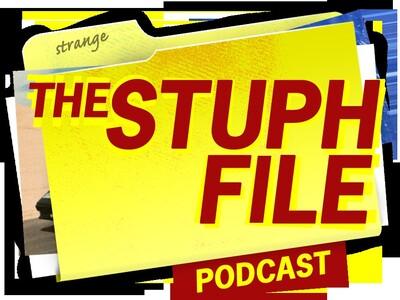 "Peter Anthony Holder's ""Stuph File"""