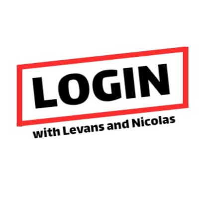 Login with Levans and Nicolas