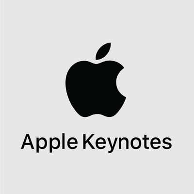 Apple Keynotes (HD)