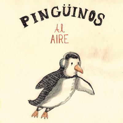 Pingüinos al aire