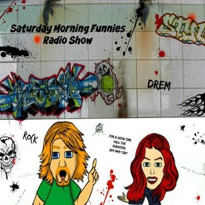 Saturday Morning Funnies On NWCZ Radio