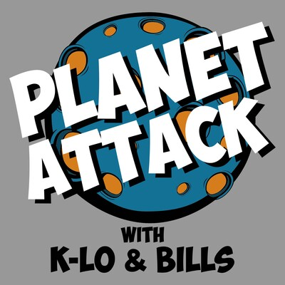Planet Attack With k-Lo & Bills