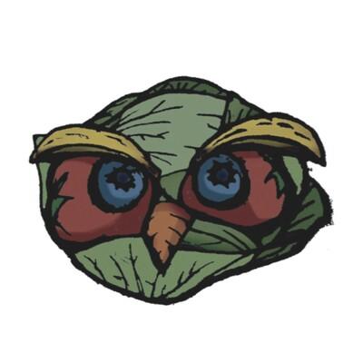 Owl Salad