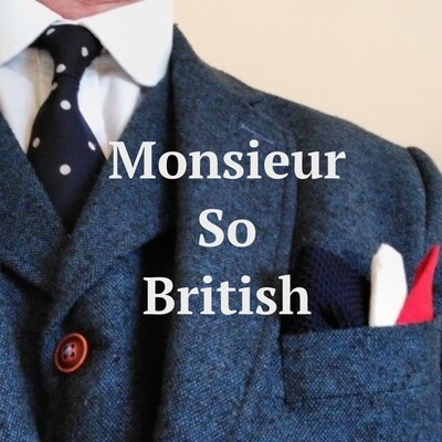 Monsieur So British Podcast