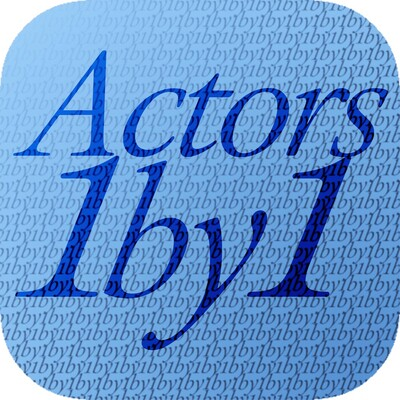 Actors1by1 podcast