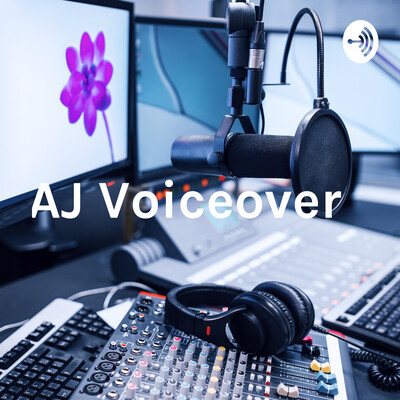 AJ Voiceover ازهار الجشي