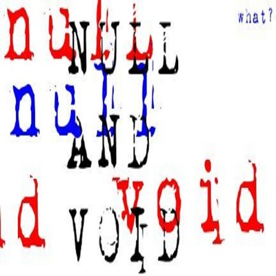 Null and Void