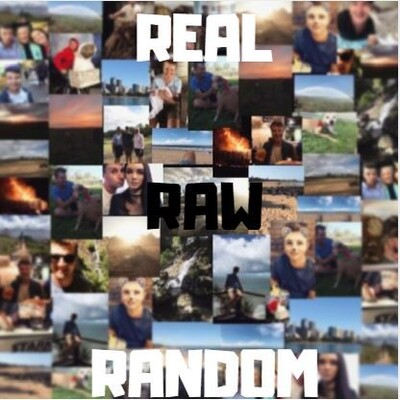 Real Raw & Random