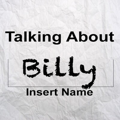 Talking About Billy Hosted by Nick Guerra